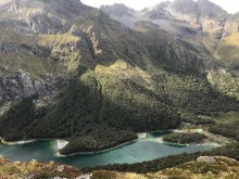 Routeburn McKenzie Hut
