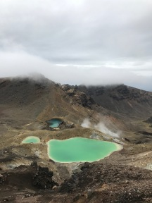 Tongariro Emerald lake
