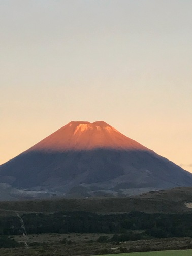 Tongariro Mount Doom
