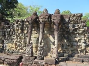 Victory Gate Angkor Thom