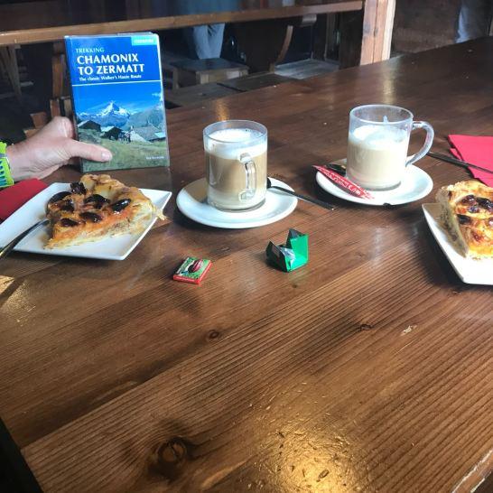 Deserved afternoon Tea Montfort