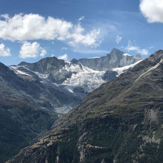 Weisshorn Glacier