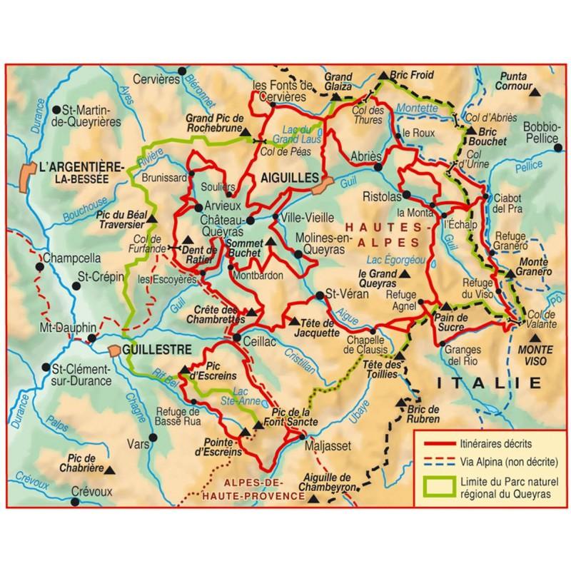 livre-topoguides-tour-du-queyras-ffrandonnee