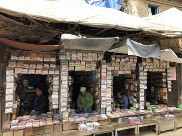 Asan Tole spice shops