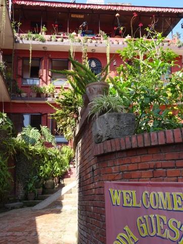 Bhaktapur Pagoda Guest House
