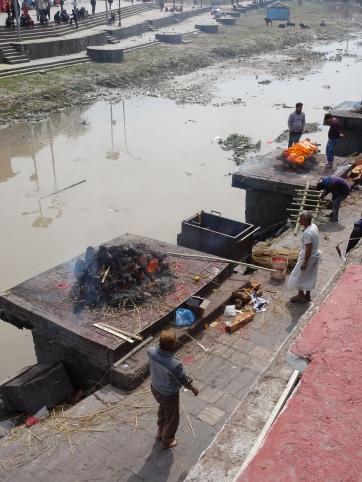 Pashupatinath cremation ghats
