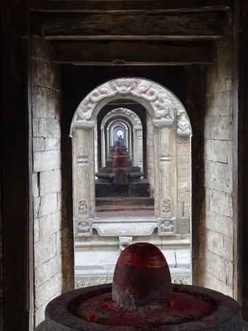 Pashupatinath lingam and yoni