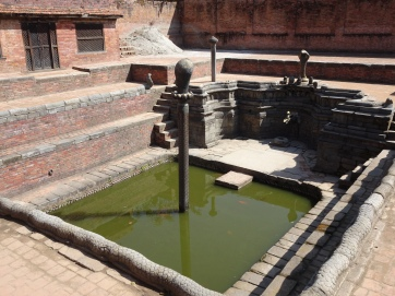 Patan Golden gate inner court 2