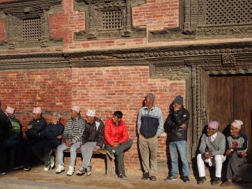 Patan in waiting