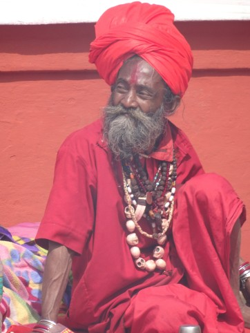sadhu enlightened