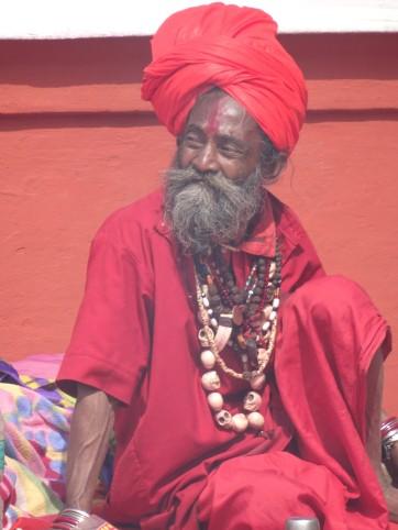 sadhu enlightened
