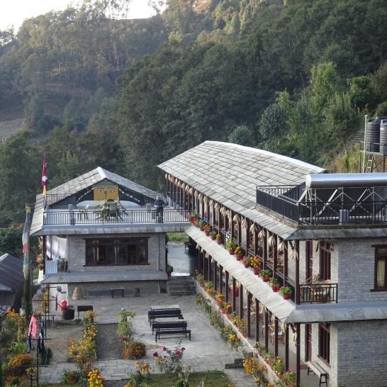 GANDRUK Old Village Inn