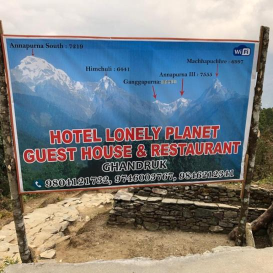 LONELY PLANET HOTEL