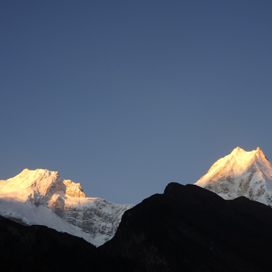 Nadi Chuli and MANASLU