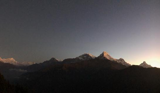 SUNRISE POON HILL